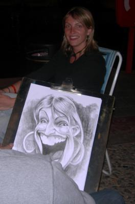 Dan Almariei | Saint Petersburg, FL | Caricaturist | Photo #16