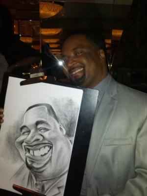 Dan Almariei | Saint Petersburg, FL | Caricaturist | Photo #3
