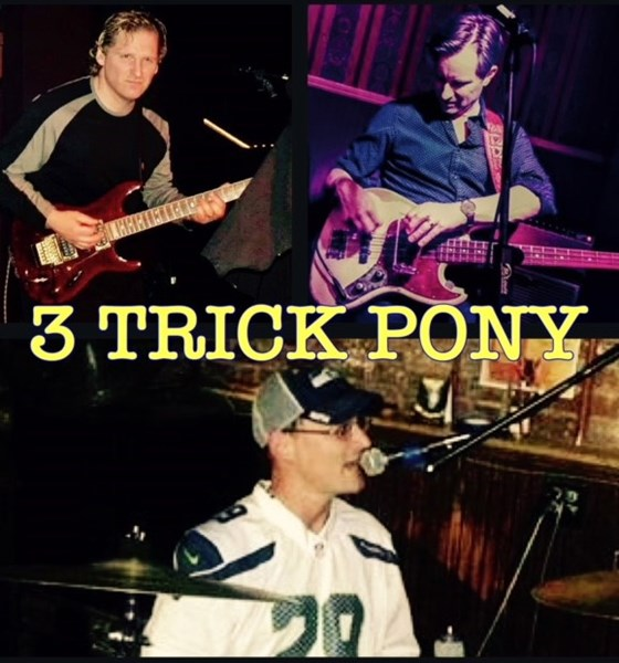 3 Trick Pony - Cover Band - Seattle, WA