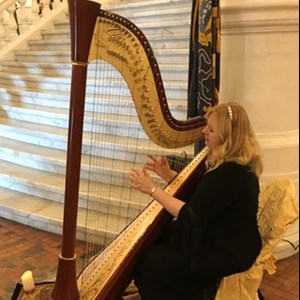 Reading, PA Harpist | Beautiful Harp Music