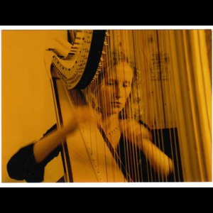 Capital One Harpist | Heather Donovan, harpist and pianist