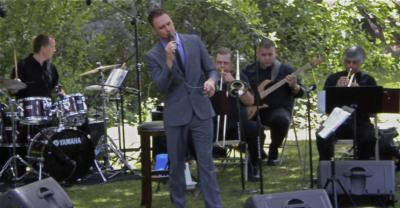 Josh Pfeiffer - American Crooner  | San Francisco, CA | Big Band | Photo #14