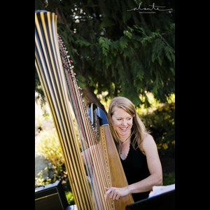 Gleed One Man Band | Susan W. Haas, Harpist