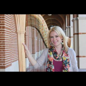 Houston Harpist | Meghan Caulkett, Harpist