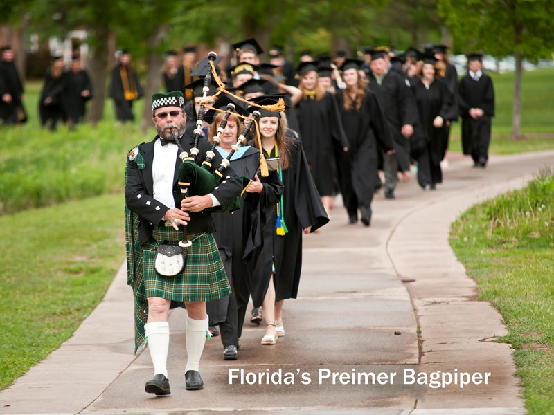 The Florida Bagpiper - Bagpiper - Punta Gorda, FL