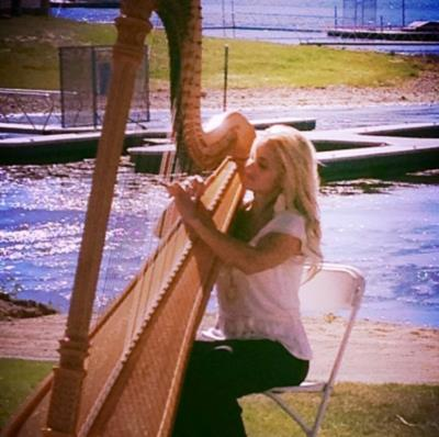Heidi Hughes | Huntington Beach, CA | Harp | Photo #3