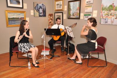 Con Brio Trio and Duo | Boston, MA | Classical Trio | Photo #9