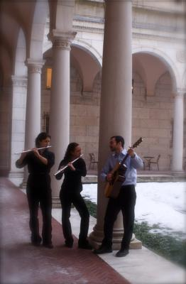 Con Brio Trio and Duo | Boston, MA | Classical Trio | Photo #3