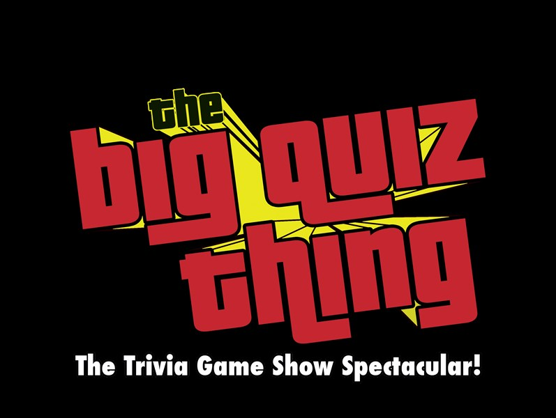 The Big Quiz Thing - Interactive Game Show Host - New York, NY