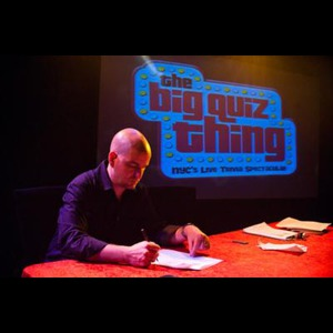 New Haven Interactive Game Show Host | The Big Quiz Thing