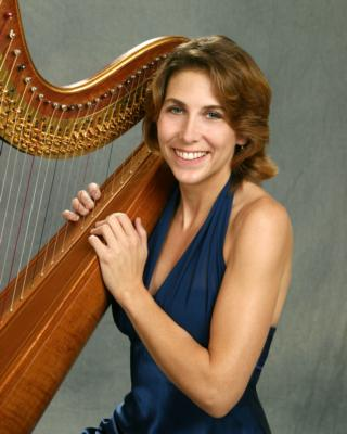 Meg Rodgers, Harpist | Saint Joseph, MI | Harp | Photo #1