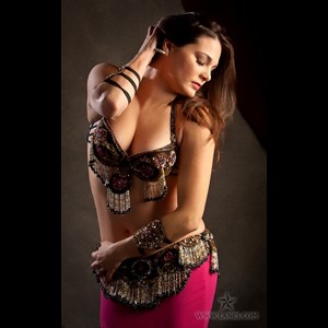 Brookline Village Belly Dancer | Alicia