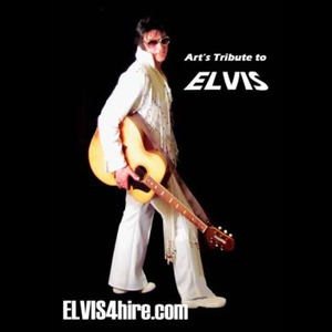 Marlin Elvis Impersonator | ELVIS 4 HIRE