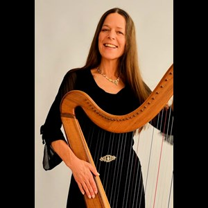 West Point Harpist | Diana Stork