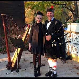 Masonville Bagpiper | Pipe Major Cliff Roberts