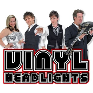 Jamesville 80s Band | Vinyl Headlights