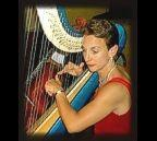 The Gilded Harps | Sudbury, MA | Harp | Photo #4