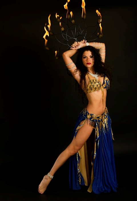 FIRE BELLY DANCE SHOWS AVAILABLE