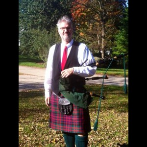 New Kingstown Bagpiper | Jared Denhard