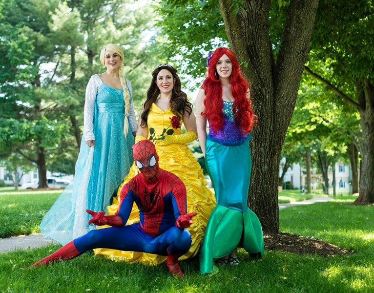 Fairytale Princess Events  - Costumed Character - Olney, MD