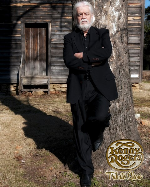 "Tribute to ""The Gambler"" Kenny Rogers - Kenny Rogers Tribute Act - Thomasville, NC"