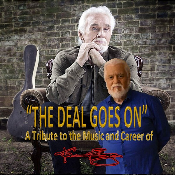 "Tribute to ""The Gambler"" Kenny Rogers - Kenny Rogers Tribute Act - Apex, NC"