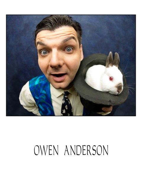 Owen Anderson - Magician - Hamilton, ON