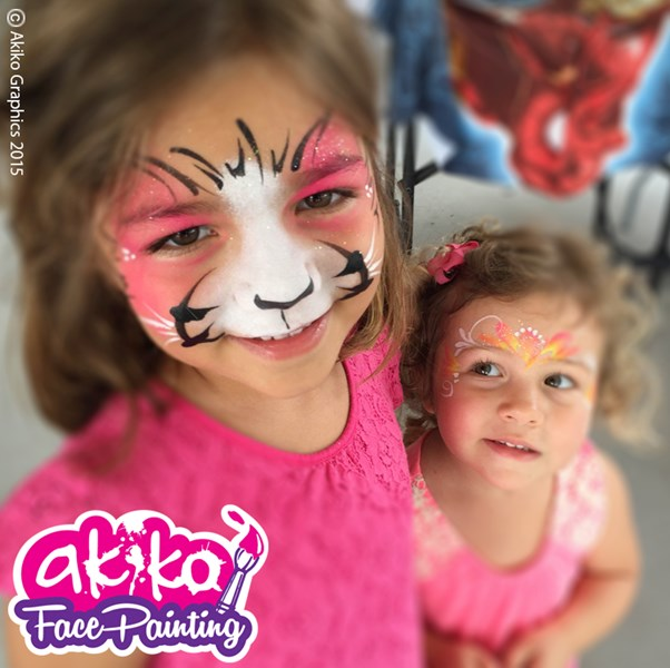 Face Painting by AKIKO - Face Painter - Bradenton, FL