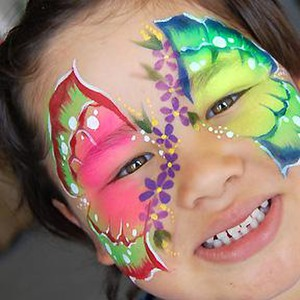 Sarasota Face Painter | Face Painting by AKIKO