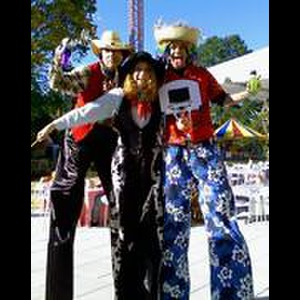 Paterson Stilt Walker | STILTS!