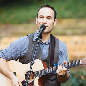 Trion Acoustic Guitarist | Brandon Crocker