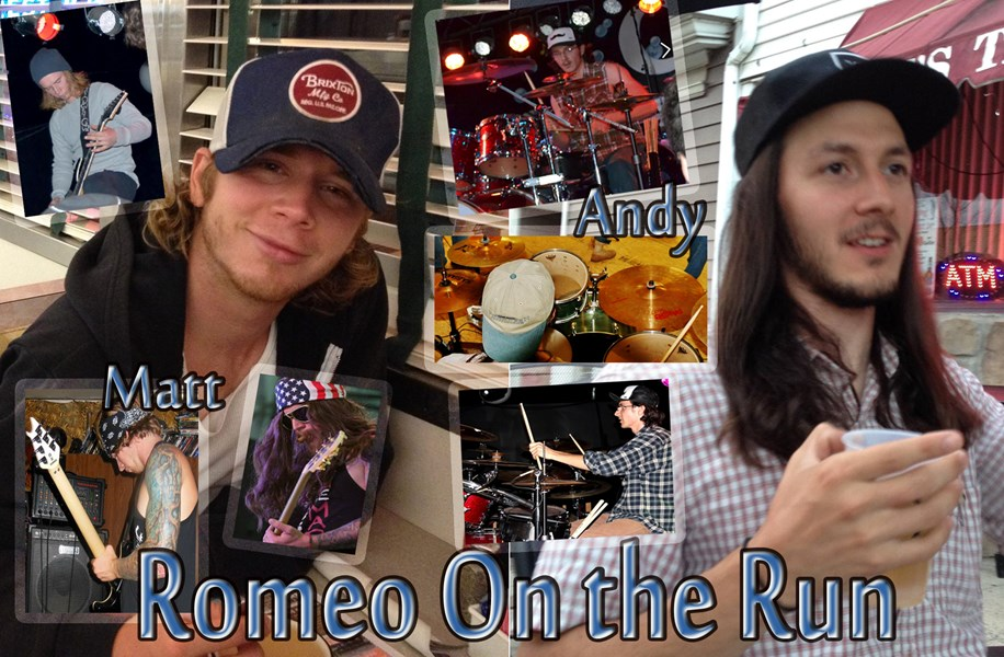 Romeo On The Run - Cover Band - Bethlehem, PA