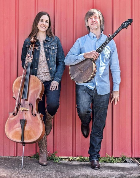 Bow N Banjo Duo (Guitar/Banjo+Cello