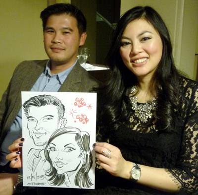 Pete McDonnell Caricatures | San Francisco, CA | Caricaturist | Photo #9