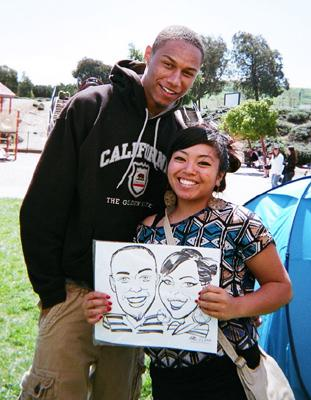 Pete McDonnell Caricatures | San Francisco, CA | Caricaturist | Photo #22