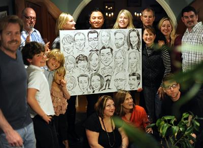 Pete McDonnell Caricatures | San Francisco, CA | Caricaturist | Photo #17