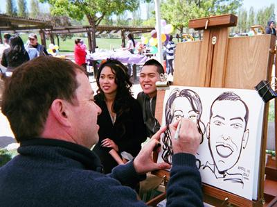 Pete McDonnell Caricatures | San Francisco, CA | Caricaturist | Photo #18