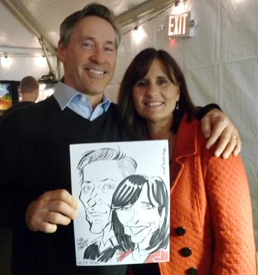 Pete McDonnell Caricatures | San Francisco, CA | Caricaturist | Photo #11