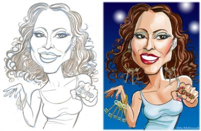 Pete McDonnell Caricatures | San Francisco, CA | Caricaturist | Photo #23