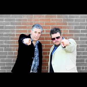 Lesterville Wedding Band | The Diamond Dave Duo