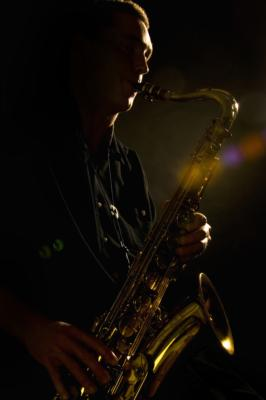 Scott Campbell | Denton, TX | Saxophone | Photo #4