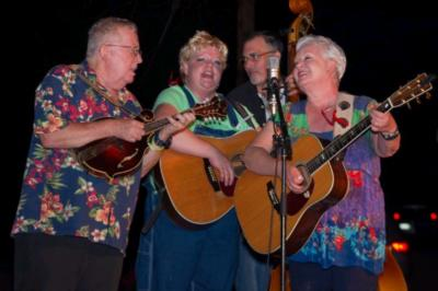 Mixt Company | Madison, TN | Bluegrass Band | Photo #1