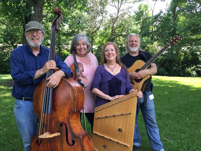 Trillium -- Irish/Eclectic Acoustic String Band - Acoustic Band - Downers Grove, IL