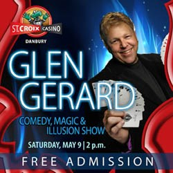 Glen Gerard - Magician - Germantown, WI