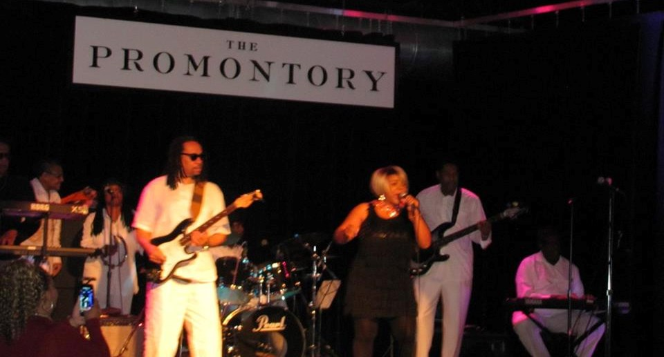 Fantasy Band ft. Lady Patice & Motown Reflections - Funk Band - Chicago, IL
