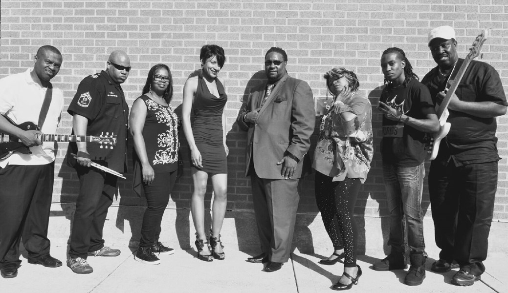 Fantasy Band w/Lady Patice - Motown Reflections - Dance Band - Chicago, IL