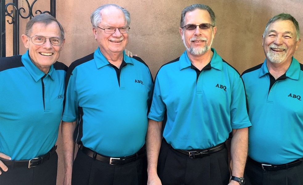 ABQ (A Barbershop Quartet) - Barbershop Quartet - Albuquerque, NM