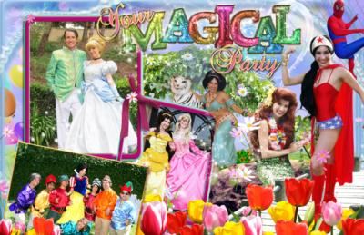 Your Magical Party INC | Los Angeles, CA | Princess Party | Photo #2