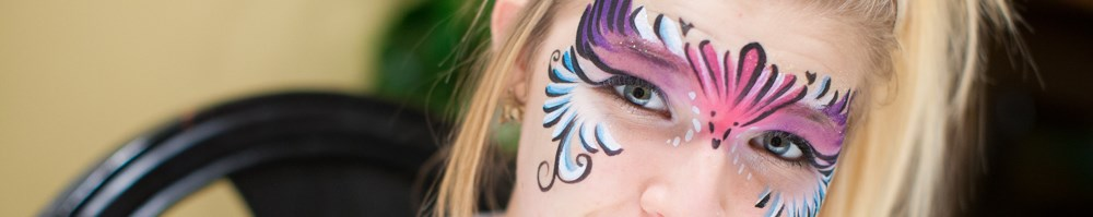 Creative Key Face Painters - April Brock