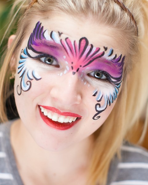 Creative Key Face Painters - April Brock - Face Painter - Yukon, OK